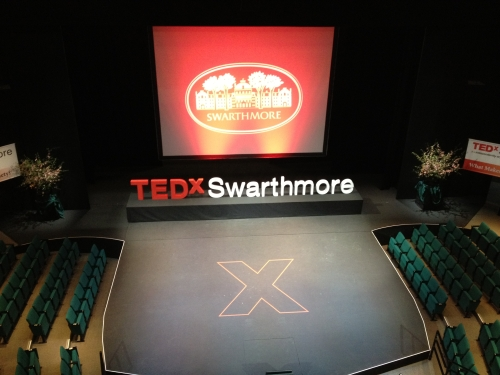 Blank TEDxStage